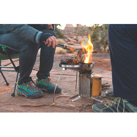 BioLite CampStove 2 Campingkoger sølv